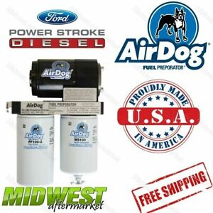 Airdog Fuel Air Separation System Fp 150gph For 03 07 Ford Powerstroke 6 0l