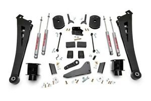 2013 2016 Dodge Ram 2500 4wd 5 Rough Country Suspension Lift Kit 396 20