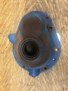 Sba322111100 Ford 1700 Tractor 4x4 Mfwd Front Left Hand right Hand Housing used
