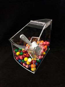 Small Radius Candy snack Bin