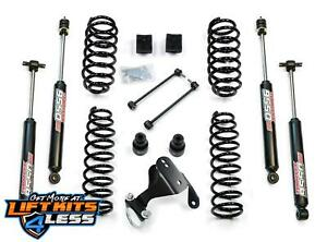 Teraflex 1251060 2 5 Lift Kit W 9550 Shocks Rh Drive For 2007 18 Jeep 4 Door Jk