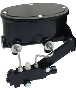 Tandem Master Cylinder Fixed Proportioning Valve Disc Drum