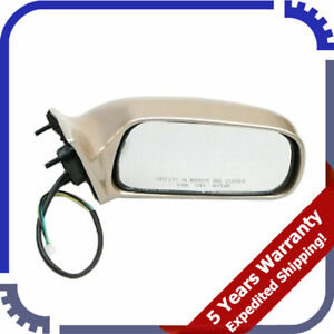 Nomorebreaking Power Mirror For 1997 2001 Toyota Camry Beige 4m9 Right Side B656