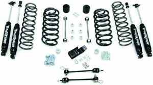 Teraflex 1241350 3 Suspension Lift Kit 9550 Shock 97 06 Jeep Wrangler Tj 2dr