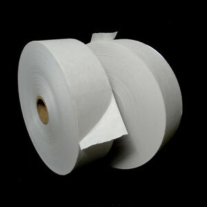 Better Pack Gummed Tape Non Reinforced White 1 5 Works In A Bp 404 Tapeshooter