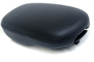 Center Console Armrest Leather Synthetic Cover For Kia Soul 14 19 Black