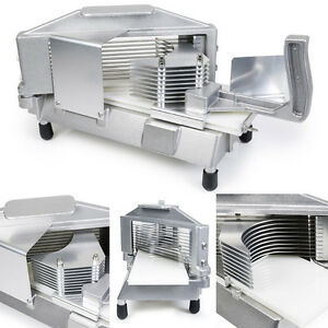 Fonchef Stainless Steel Heavy Duty Industrial Commercial Tomato Slicer Cutter