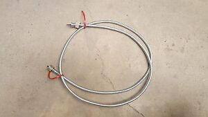 Military Dodge Wc Weapons Carrier Speedometer Cable Assy G502 G505 G507
