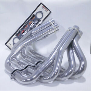 Dynatech Racing Exhaust 500 900701 Header 2 25 To 2 37 Upswept Headers Bbc Ce