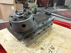 Hardinge 6 Station Turret For Dv 59 Dsm 59 hsl