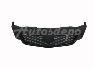 For Toyota 2009 2010 Corolla Usa Built Grille Black New