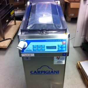 New Carpigiani Gelato Ice Cream Pasteurizer Postmaster 60 Rtx Factory Warranty