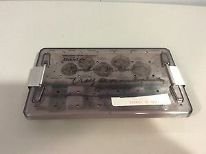Edwards lifesciences Mitral Ring Sizers Ref 1169hp