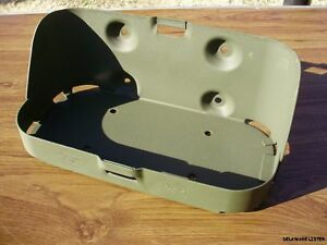 Jeep Military Truck Jerry Gas Can Mount Bracket Holder Nos new