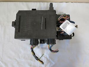 03 06 Ford Expedition Navigator Fuse Box Relay Computer Unit Oem 4l1t 14a067 ac