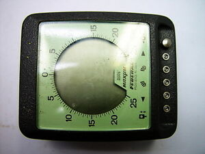 Federal Maxum Dei 82110 Digital Electronic Indicator