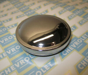 1937 1972 Chevrolet Chevrolet Truck Gmc Gas Cap Oem 6410235 Chrome