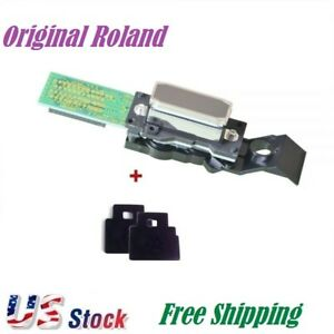 Us Roland Dx4 Eco Solvent Printhead With Two Solvent Resistant Wiper Blade