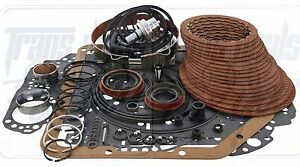 Th350 Chevy Transmission Performance Raybestos Red Less Steel Rebuild Kit Band