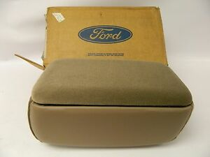New Oem 2000 Ford Explorer Armrest Console Glove Box F872 78644a22 Aae