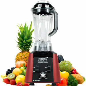 New 3 5hp High Performance Pro Commercial Fruit Smoothie Blender Juice Mixer