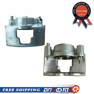 Drivestar Brake Caliper Front Set For Chevy Gmc With Dual Rear Wheels Drw