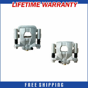 Completely New Rear Pair Disc Brake Caliper For Nissan Altima Maxima