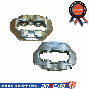 Brand New Front Pair Disc Brake Caliper For Buick Olds Chevy Pontiac