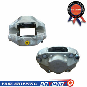Brand New Front Pair Set Disc Brake Caliper For Mercedes Benz Vehicles