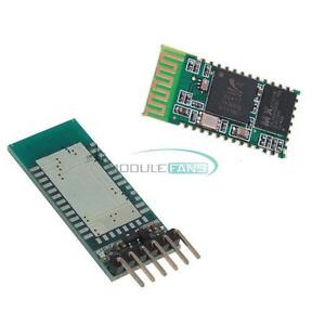 Hc 05 06 Wireless Bluetooth Rf Transceiver Module Serial Rs232 Ttl Base Board