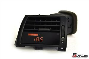 P3 Cars Integrated Boost Gauge Bmw E46 M3 325i 330i 99 05 With Oem Vent