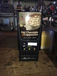 Curtis Hot Chocolate And Cappuccino Machine Pcgt3