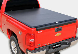 Truxedo Truxport Roll Up Tonneau Cover For 2007 2013 Chevy Silverado 6 6 Bed New