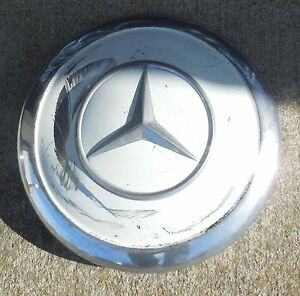 Mercedes Benz Hubcap Wheel Cover 1960 1972 Wheel Rim
