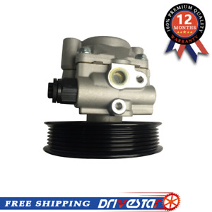 Completely New Power Steering Pump For 2001 07 Toyota Sequoia Tundra With Pulley