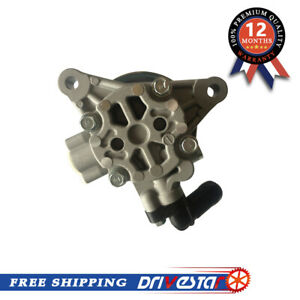 Oe quality Completely New Power Steering Pump For 08 12 Honda Accord W Pulley