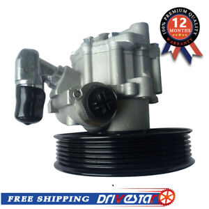 Brand New Power Steering Pump Fits Mercedes Benz Ml320 Ml55 Amg W Pully