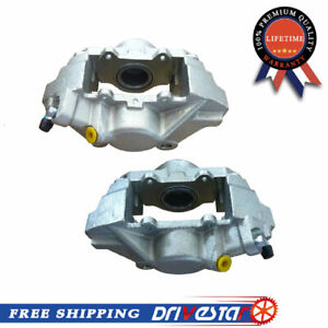 Completely New Rear Pair Set Disc Brake Caliper For 87 94 Range Rover Land Rover