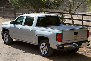 Pace Edwards Switchblade Retractable Tonneau Cover 04 18 Chevy Gmc Crew 5 8 Bed