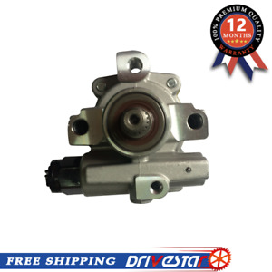 Power Steering Pump For Toyota Highlander Camry Avalon Sienna Solara 3 0l 3 3l