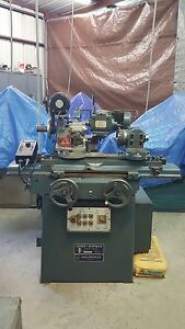 Jones And Shipman Precision Cutting Tool Grinder Model 310t