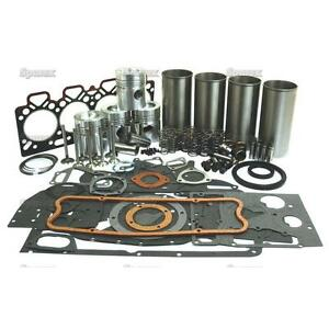 Massey Ferguson Basic Engine Overhaul Kit W perkins A4 248 Mf 275 285 290