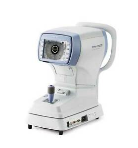 Autorefrcatometer keratometer Potec Prk 7000 With 1 Year Warranty Made In Korea