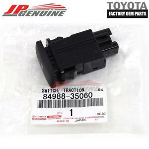 Genuine Oem Toyota Fj Cruiser A Trac Traction Switch Control 84988 35060
