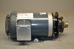 New Bell Gossett 1535 Centrifugal Pump 1 1 2 Hp 575 Volts 4 1 4 Impeller New