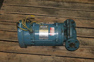 Dean Line 184071k1 Centrifugal Pump 3 4 Stainless Steel Motor 1 3 4 Hp 25 Gpm