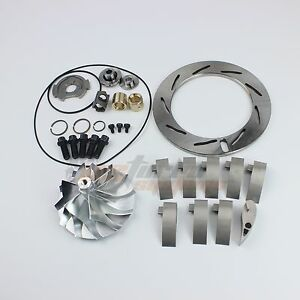 05 07 Ford Powerstroke 6 0 Gt3782va Turbo Billet Repair Rebuild Kit Unison Ring