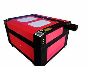 100w Hq1290 Co2 Laser Engraving Cutting Machine acrylic Engraver Cutter 47 35