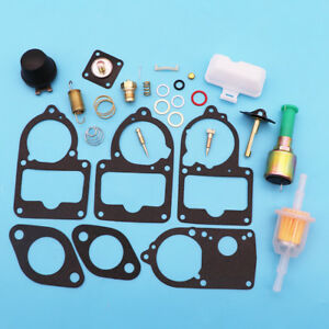 Vw Solex 28 34 Pict3 Univ Carburetor Rebuild Kit W Cut Off Valve