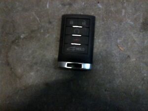 Cadillac Smartkey Smart Key Keyless Entry Key Less Entry Remote